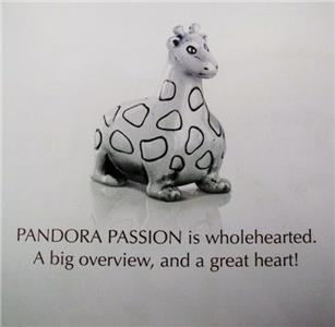Pandora Charm Booklet