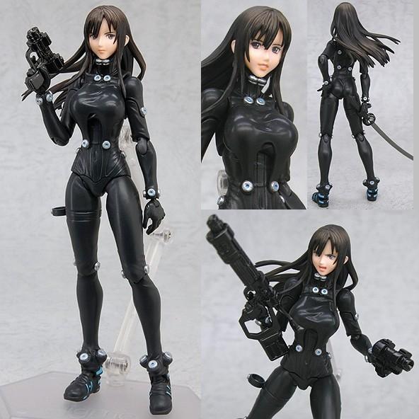 Koro Koro Gantz Figure Collection: Figma SP-005 Reika Figure Japan Anime Gantz Official