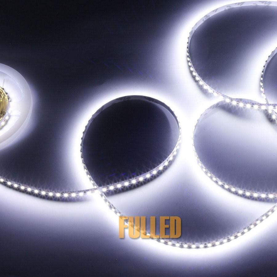 5 m led leiste kalt weiss 600 led strip streifen lichter. Black Bedroom Furniture Sets. Home Design Ideas