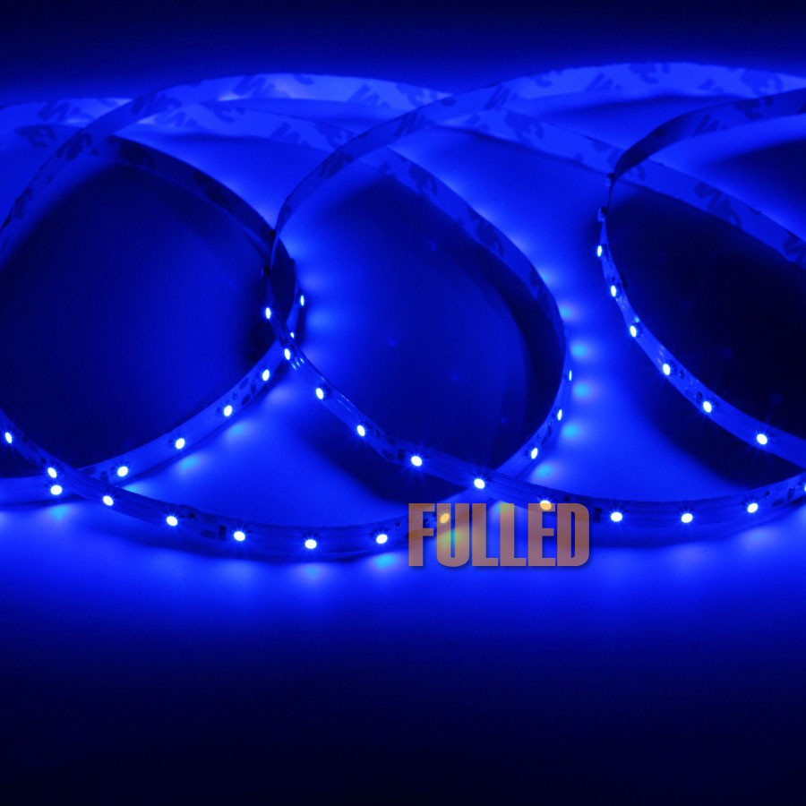 5 m led strip blau smd 3528 300 led streifen licht kette. Black Bedroom Furniture Sets. Home Design Ideas
