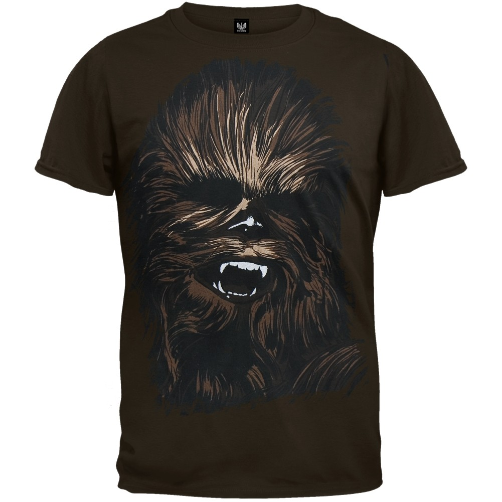 Be Unique. Shop chewbacca t-shirts created by independent artists from around the globe. We print the highest quality chewbacca t-shirts on the internet.