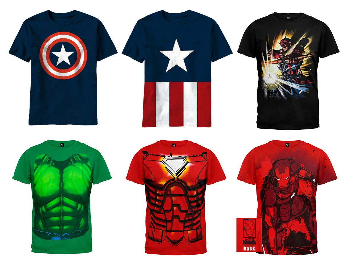 Marvel Ironman Apparel Sweater Vest Red Tees 77