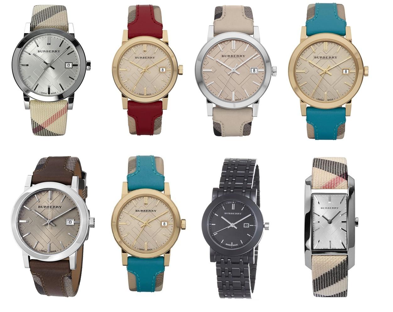 Ladies Burberry Watches