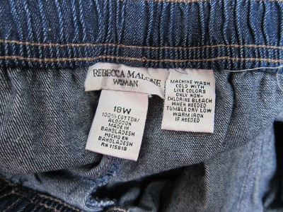 Size 24 Womens Jeans