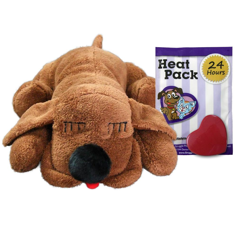 smart pet love snuggle puppy behavioral aid toy ease separation anxiety barking ebay. Black Bedroom Furniture Sets. Home Design Ideas
