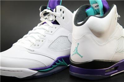 Og Grape 5s Nike Air Jordan...