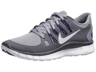 womens grey nike free run 5.0
