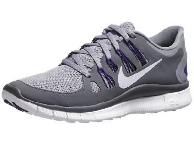 womens nike free run 5.0 grey