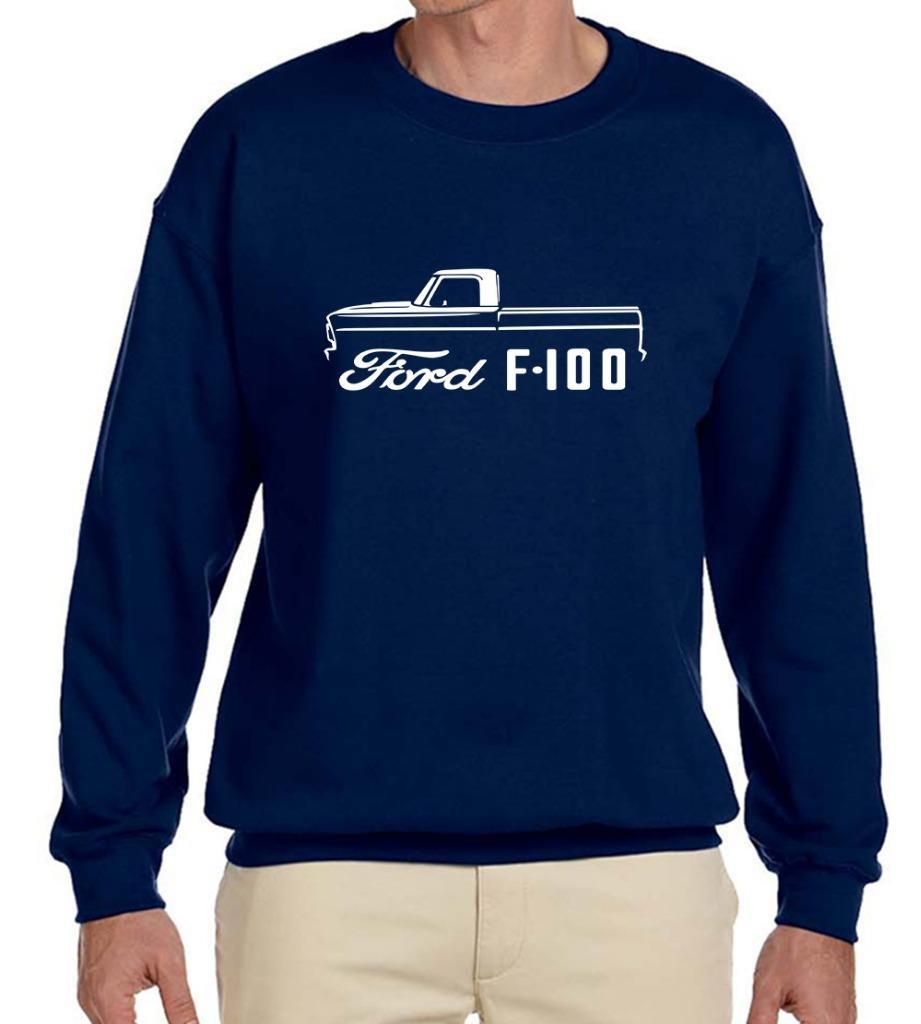 1967 72 Ford F 100 F100 Pickup Truck Design Sweatshirt New Ebay 1964