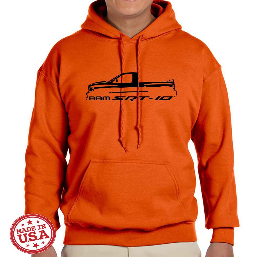 Dodge Ram Hoodie >> Dodge Ram SRT10 Viper Pickup Truck Design Hoodie Sweatshirt FREE SHIP | eBay