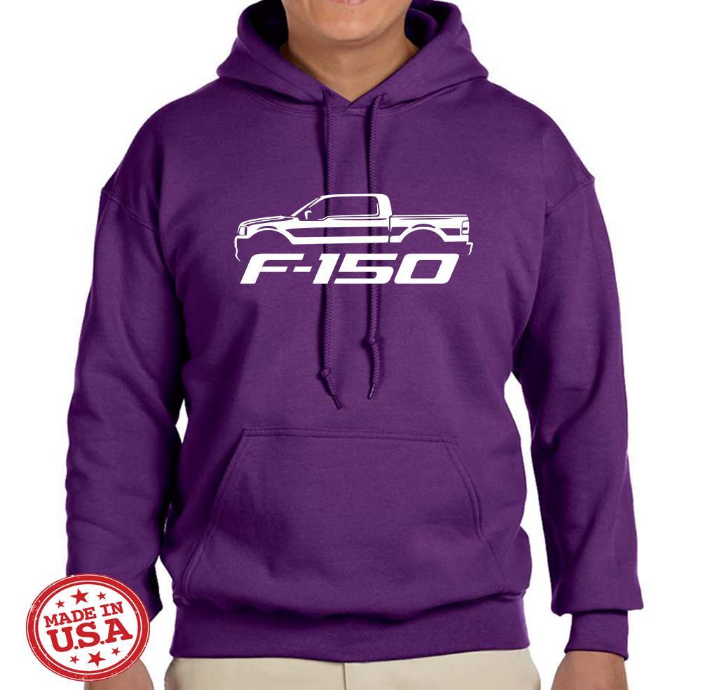 2004 F150 For Sale >> 2004-08 Ford F150 Pickup Truck Classic Design Hoodie Sweatshirt FREE SHIP | eBay