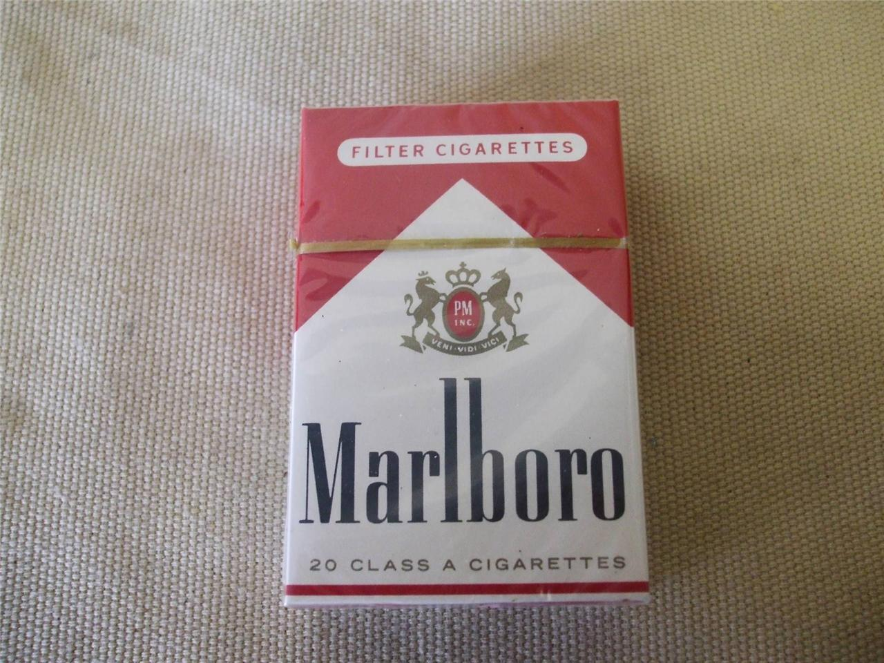 Buying cigarettes Marlboro Ontario age