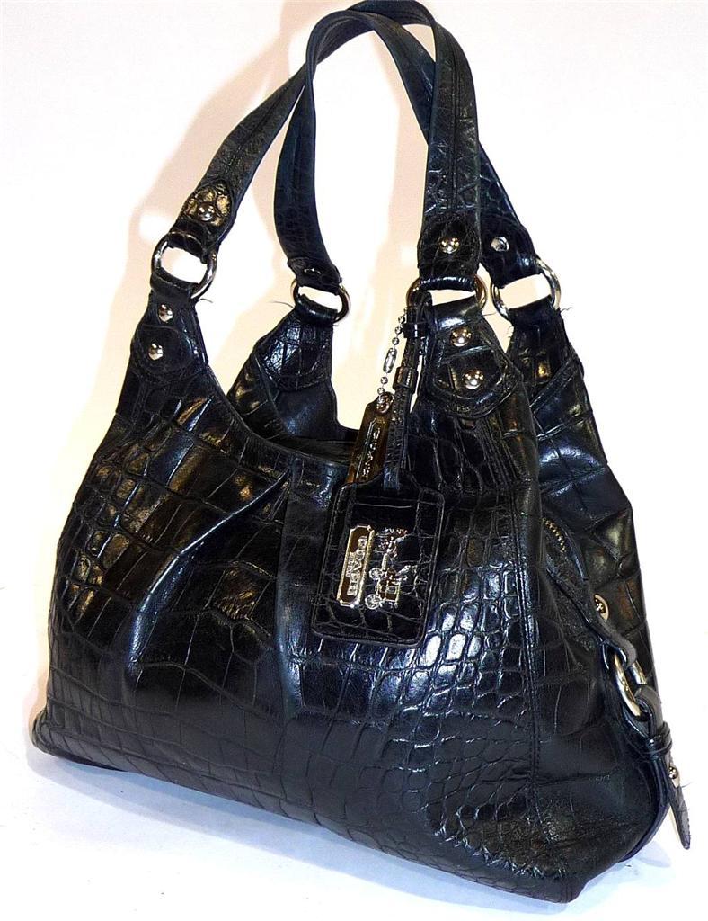 coach black purse outlet  coach maggie madison