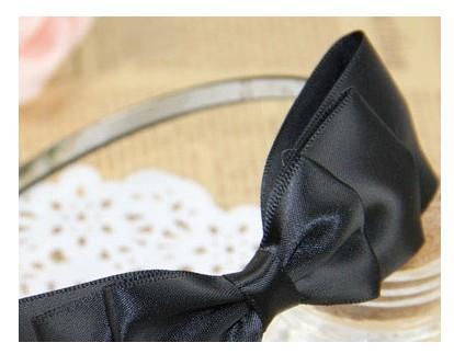 Sweet Ribbon Multilayer Bowknot Bow hair headband