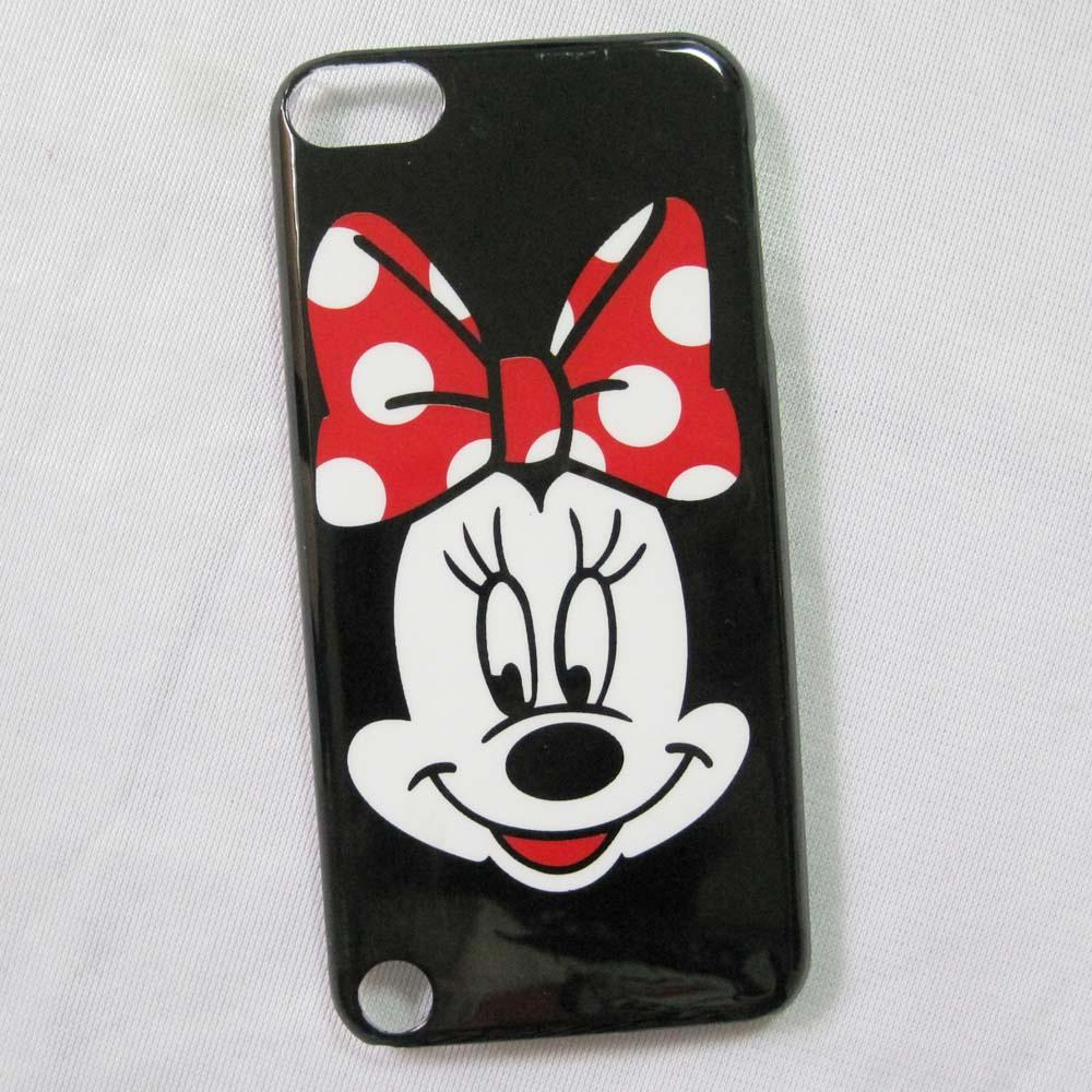 1x Mickey Minnie Winnie Cartoon Hard SKIN CASE COVER FOR IPOD TOUCH 5 5G 5TH GEN