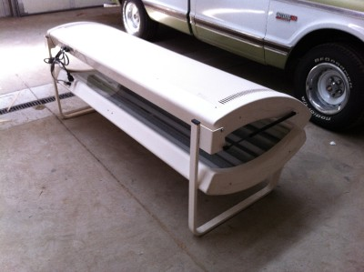 Prosun Solarium Tanning Bed