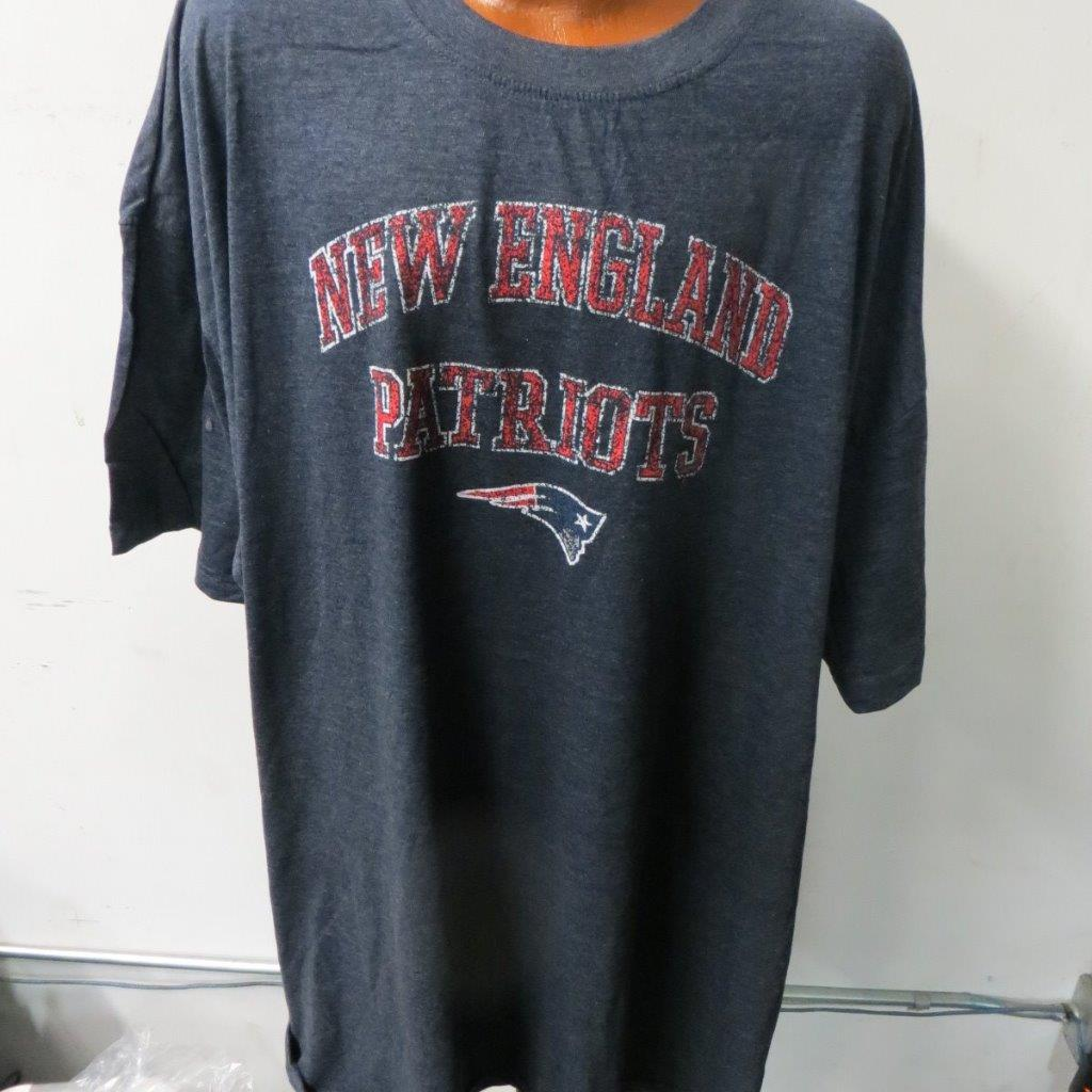 Patriots big mens 2xl 3xl 4xl 5xl 2xlt 3xlt 4xlt 5xlt t for Mens t shirts 4xl