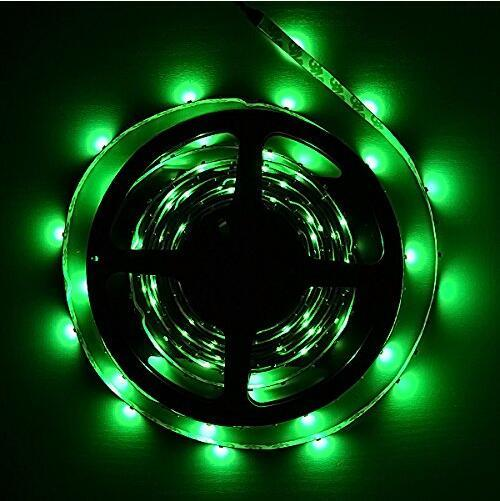 5m smd 3528 rgb led stripe streifen licht band leiste. Black Bedroom Furniture Sets. Home Design Ideas