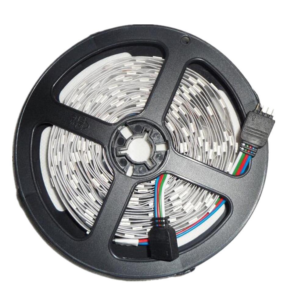 5M SMD 5050 RGB LED Stripe Streifen Licht Band LEISTE