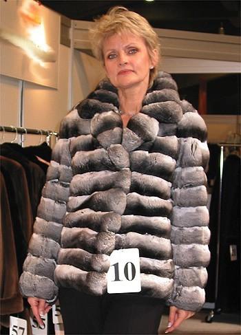 Chinchilla Fur Farm To measure fur types: farm