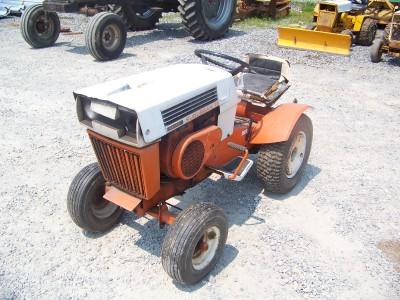 Sears Suburban 12 Lawn Garden Tractor Ebay