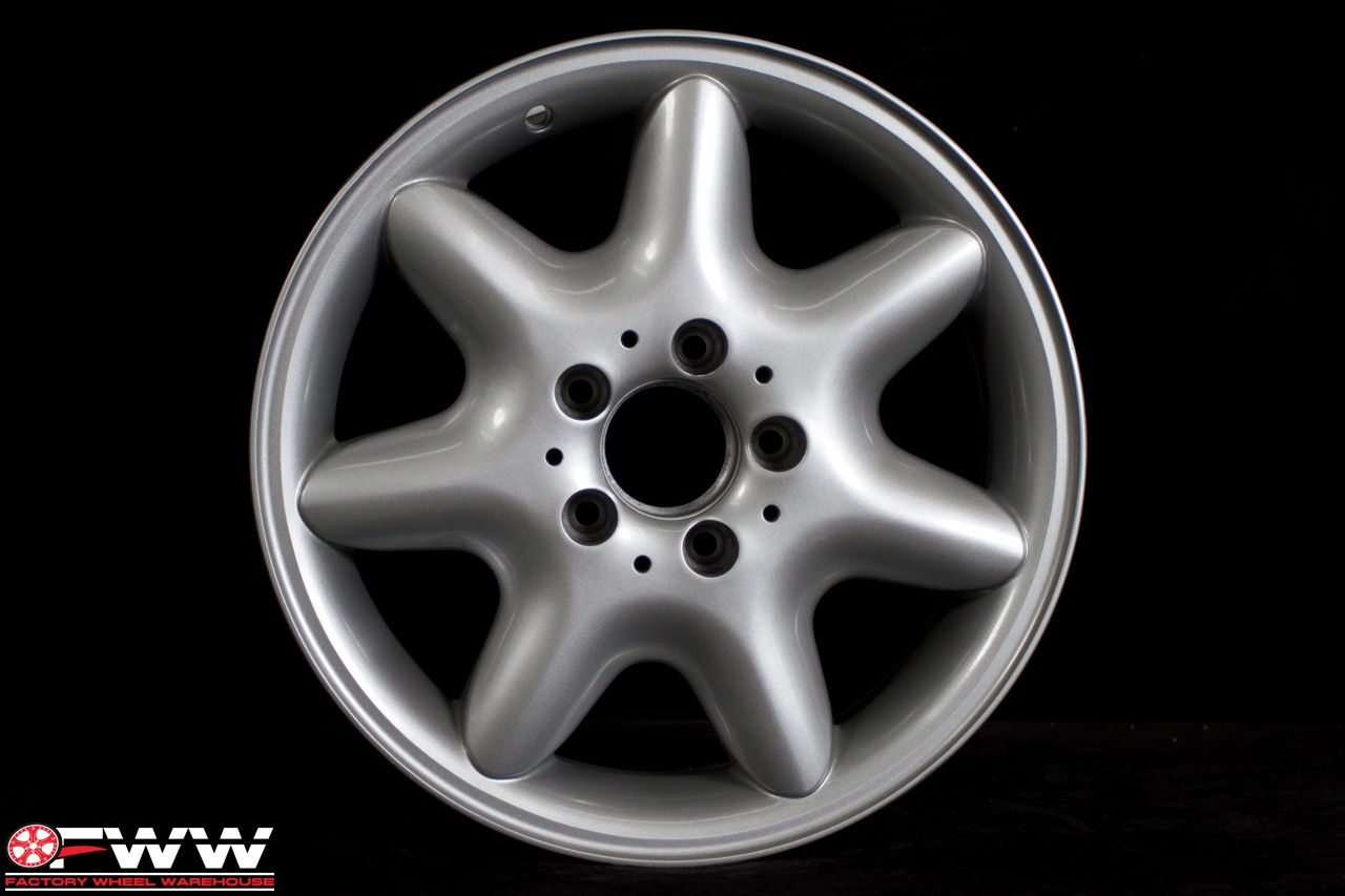 Mercedes c320 c240 16 2001 2002 2003 2004 factory oem rim for Mercedes benz c240 rims