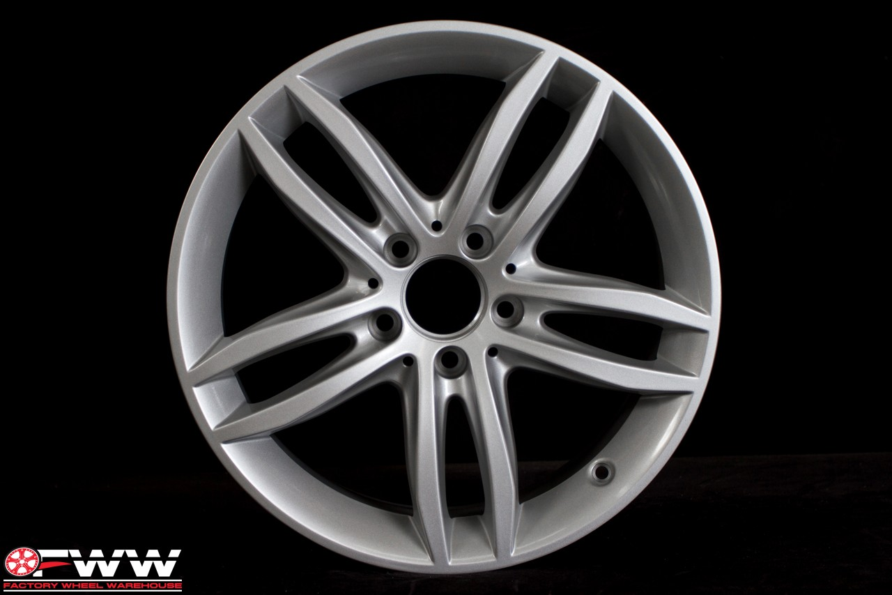 Mercedes benz c250 c300 17 front factory oem wheel rim for Mercedes benz factory rims