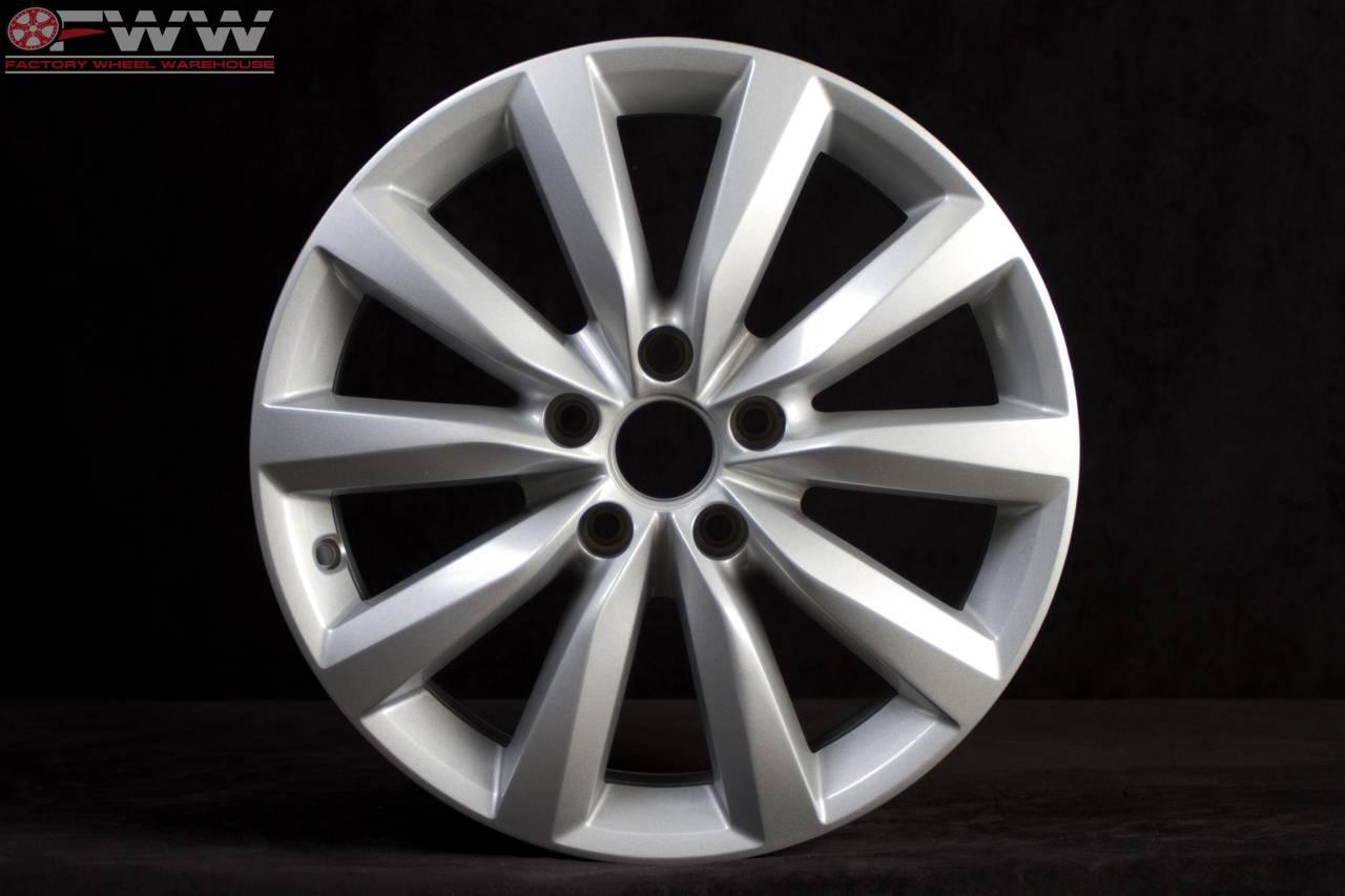 volkswagen vw tiguan      orleans factory oem wheel rim  ebay
