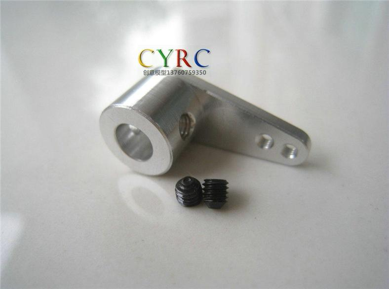 CNC Alloy Throttle Arm for Gas Engines