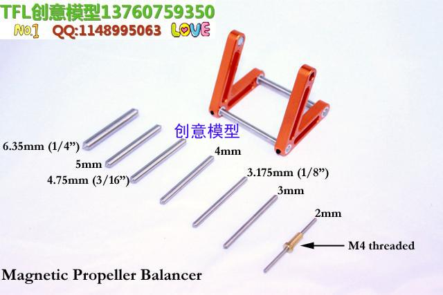 propeller balancing stand