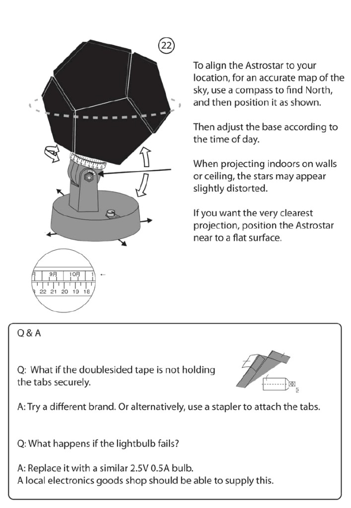 diy astrostar astro star laser projector cosmos light lamp. Black Bedroom Furniture Sets. Home Design Ideas