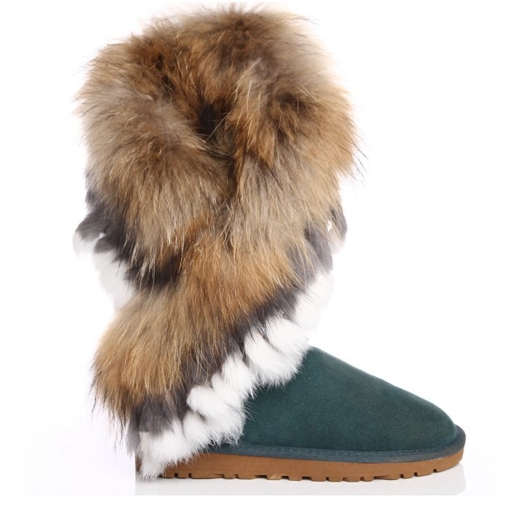 Are Uggs Made Of Rabbit Fur