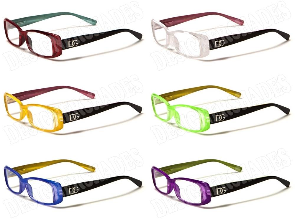dg eyewear designer reading glasses womens mens