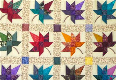 Amish quilting patterns, urban quilt style (+ giveaway!)