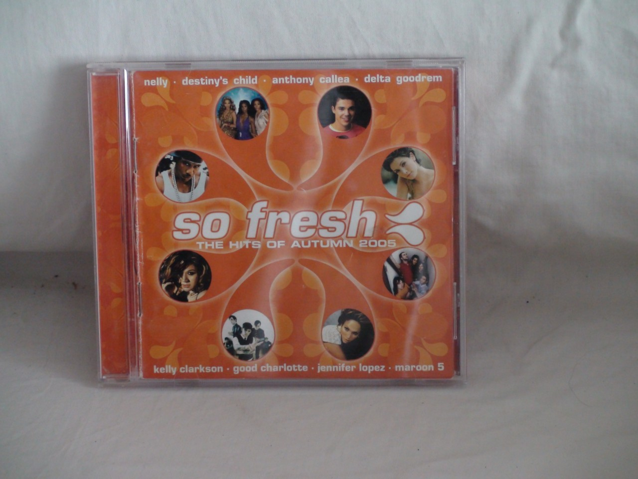 So-Fresh-The-Hits-Of-Autumn-2005-Music-CD-Various-Artists-Used