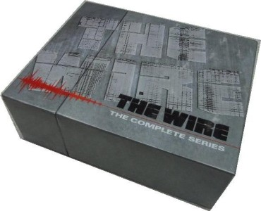the wire the complete series dvd 2008 23 disc set