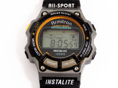 armitron all sport instalite 40 6595 m112 running