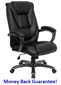 Best High Back Leather Executive Desk fice Chair