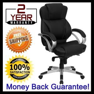 Best Ergonomic Executive Leather fice Desk Chair Task