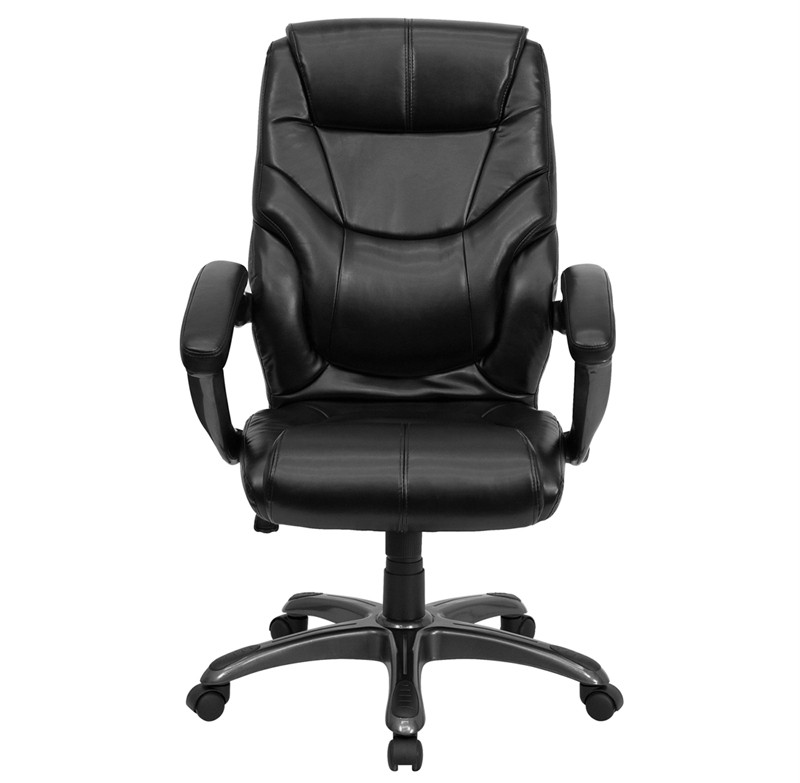 Office Chair Heavy Duty Best Swivel Executive Leather Desk High Back Overstuf