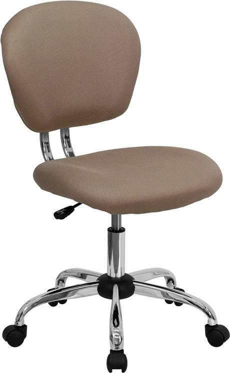 Best Mid-Back Mesh Task Desk Computer Office Chair Swivel Wheels School Colorful