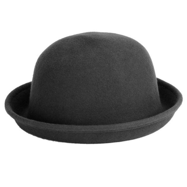 100 brand new fashion vintage style bowler derby hat