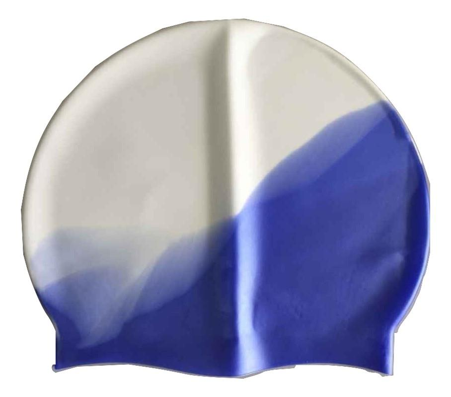 Unisex Swimming Pool Cap Silicone Swim Hat One Size Fits Most Waterproof Shower Ebay