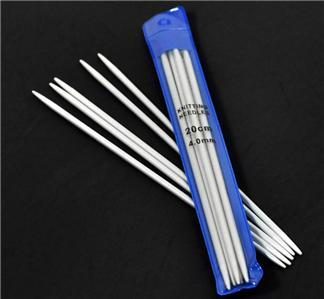 4mm Knitting Needles Us Size : 5PC Aluminum Double Pointed Knitting Needles 20cm(7-7/8