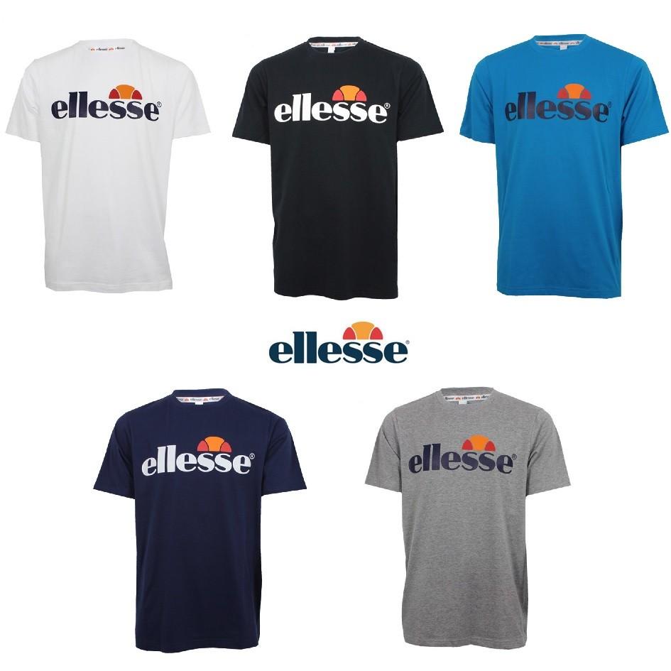 Ellesse-Exhibition-Large-Logo-Cotton-T-Shirt-Retro-Vintage-T-Shirt-S-M-L-XL-XXL