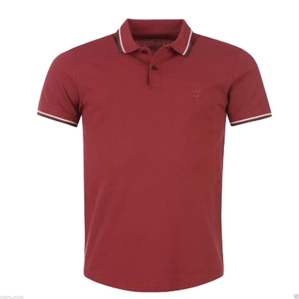 Firetrap Mens Designer Polo Shirt T Shirt Top Bnwt Ebay