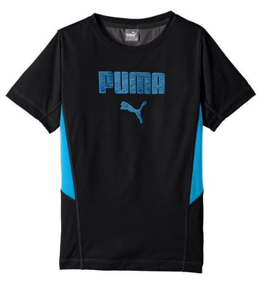 Puma Kids Boys T Shirt Top Bnwt Ebay