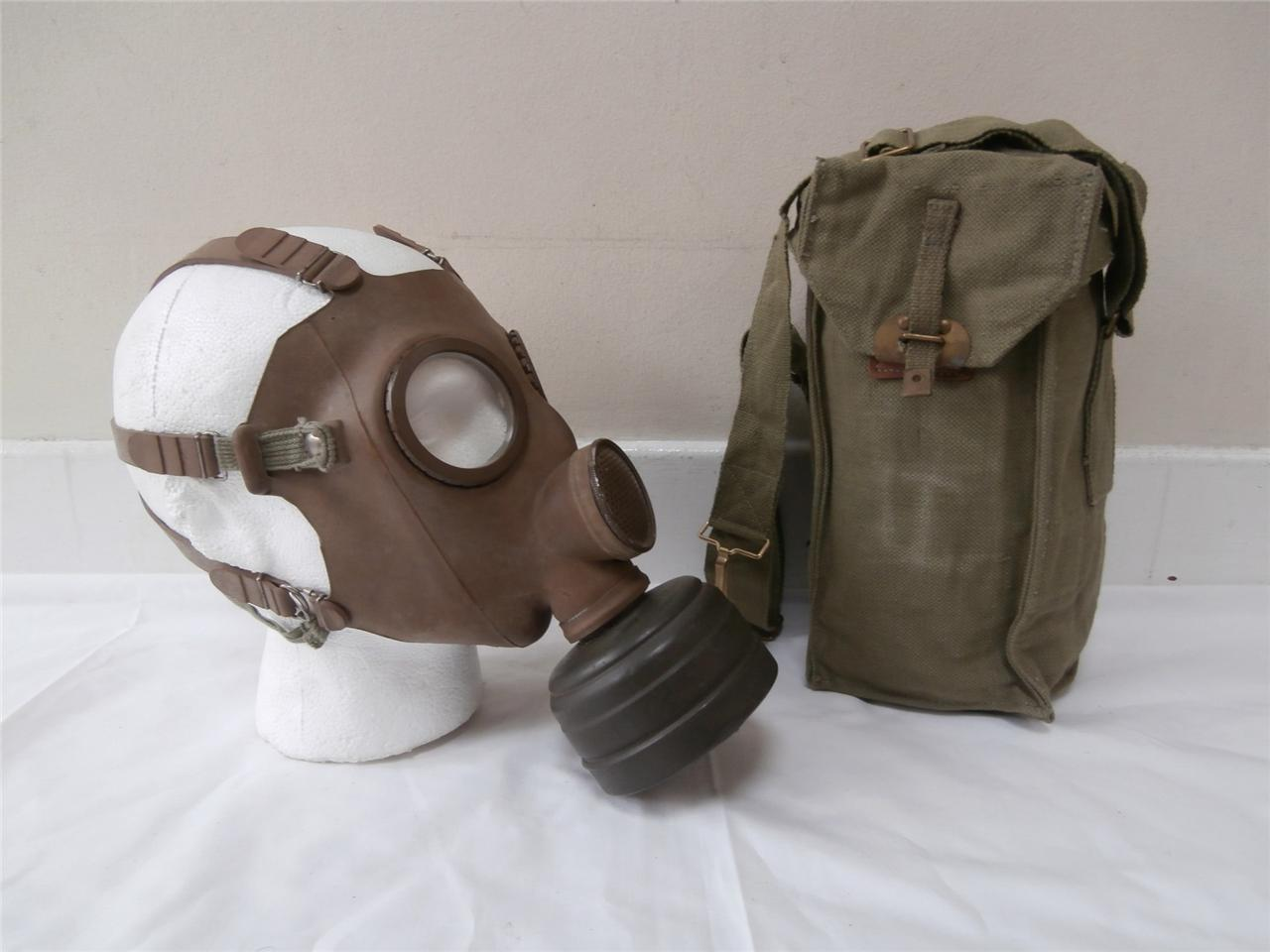 how to build a gas mask filter