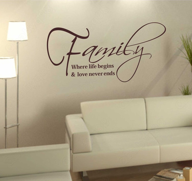 Removable Wall Art Decals Quotes : Wall quotes decals removable stickers decors vinyl art