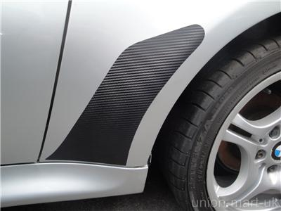 Bmw Z3 Stoneguards Stone Guards Carbon Fibre Vinyl